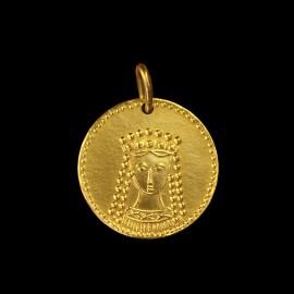 Médaille Baptême or