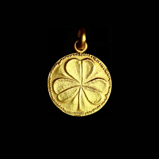 St Patrick trèfle