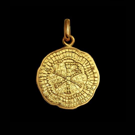 Médaille Baptême
