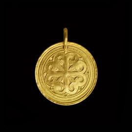 Croix fleuronnée 3