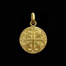 Croix fleuronnée 1