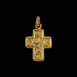 Croix mérovingienne 1