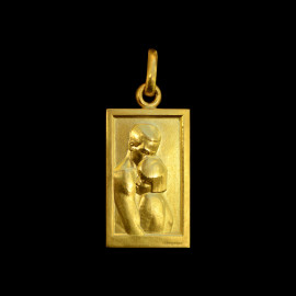 Médaille st valentin