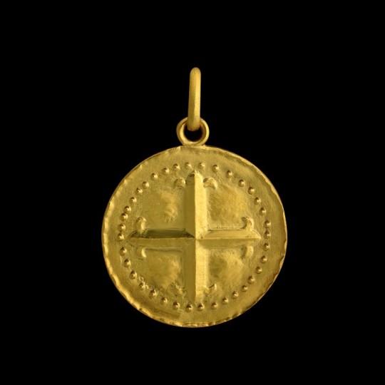 medaille bapteme