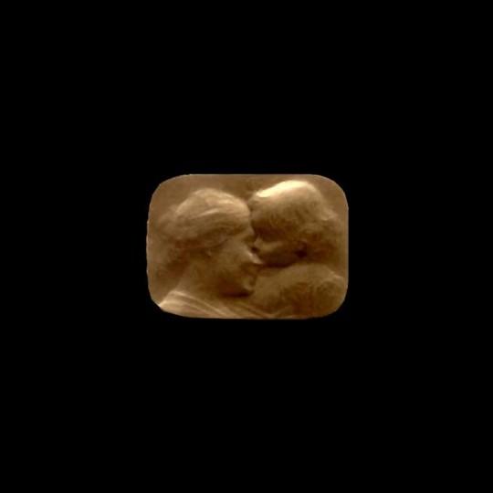 Le baiser d'enfant