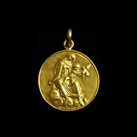 Vierge àla Colombe