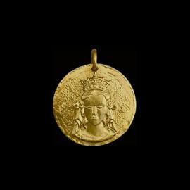 medaille de baptême
