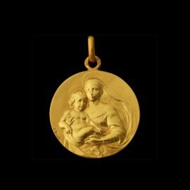 Vierge de Raphaël