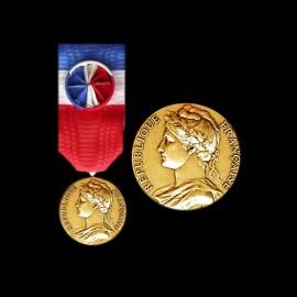Médaille d'honneur du travail 30 ans