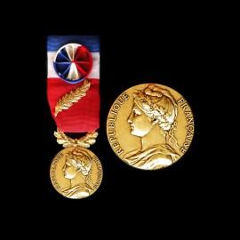 Médaille du travail 35 ans