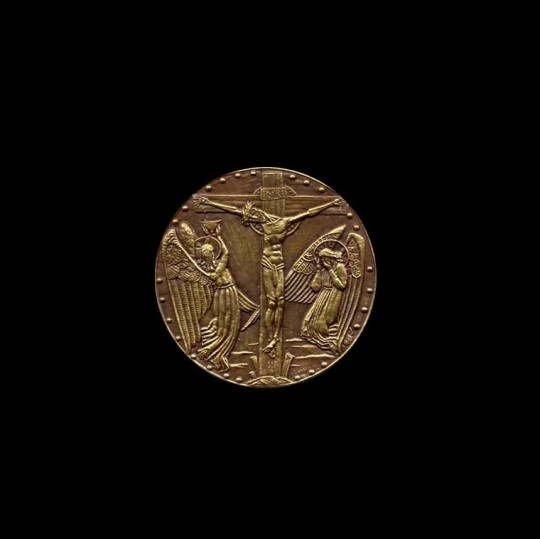 Christ en Croix Bronze