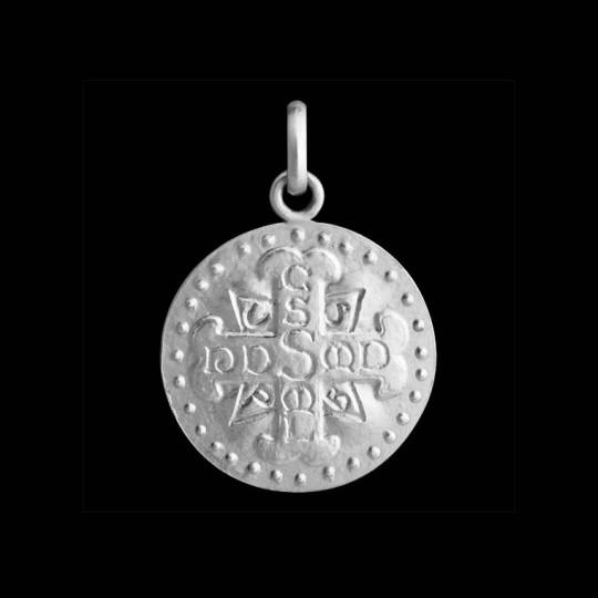 Medaille de Saint benoit