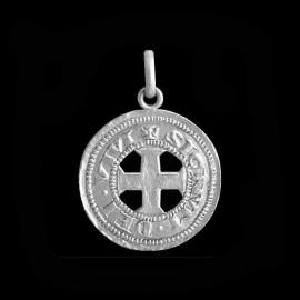 Croix carolingienne ajourée 1
