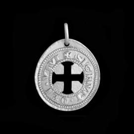 Croix carolingienne ajourée 2