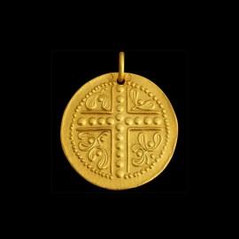 medaille de bapteme