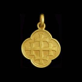 Croix Jerusalem quadrilobé 2