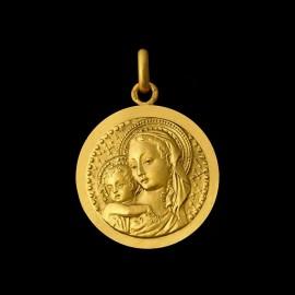 Médaille de Baptême Vierge