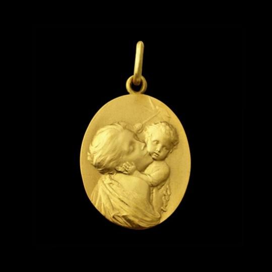 Médaille tendresse