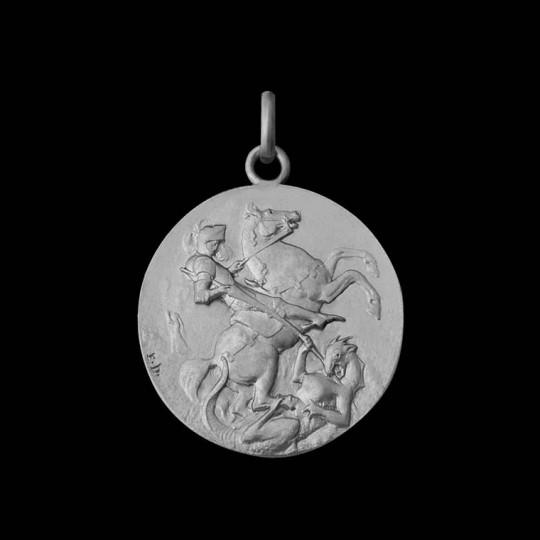 médaille St Georges