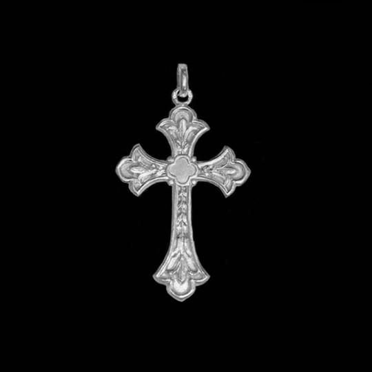 croix fleur de lys