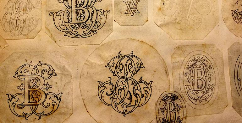 gravure sur couvert timbale montre