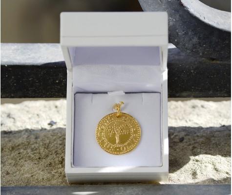Médaille de baptême Canale - Saint Olivier