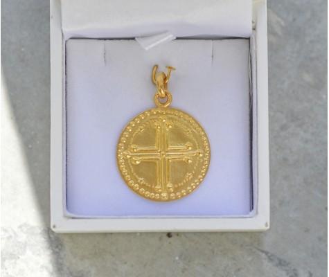 Médailles Canale - Croix sans couronne d'épines