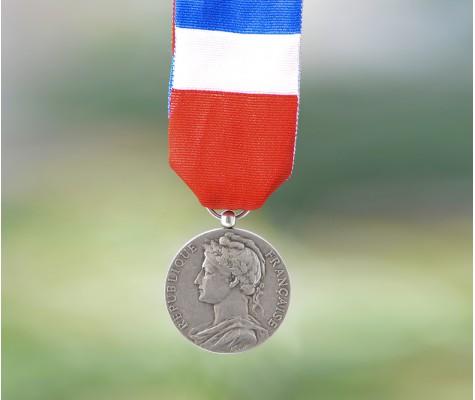 Il est temps de commander vos médailles d'honneur du travail