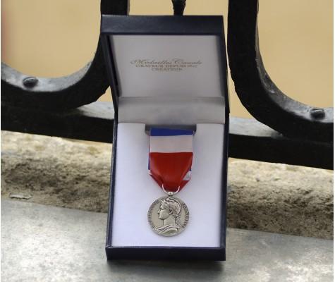 La saison des médailles d'honneur du travail revient